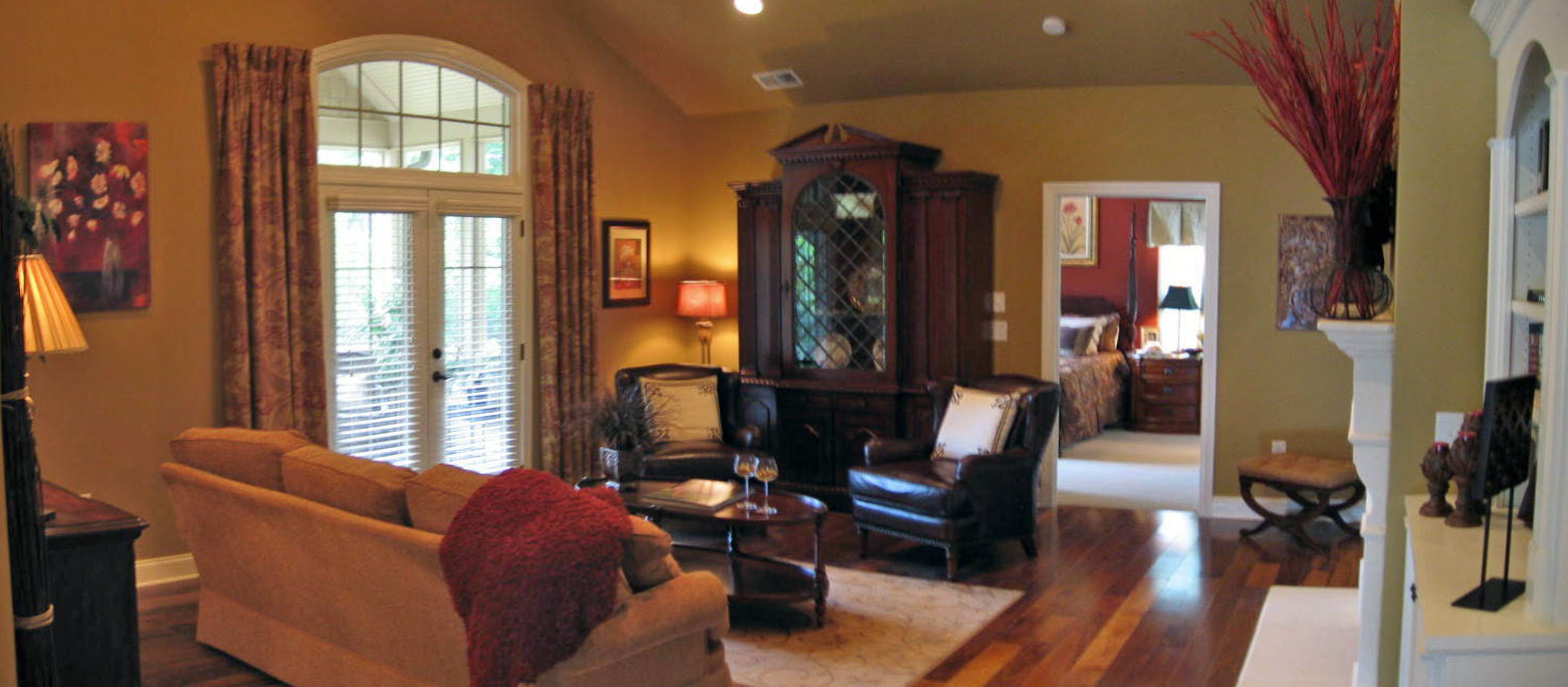 Westminster II - Family Room Picture 2