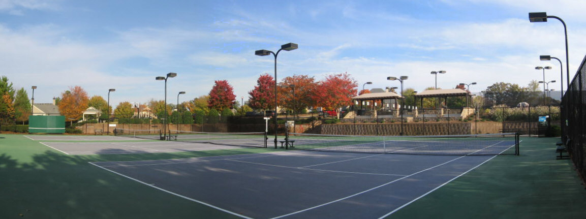 Edinburgh Tennis Courts, Suwanee
