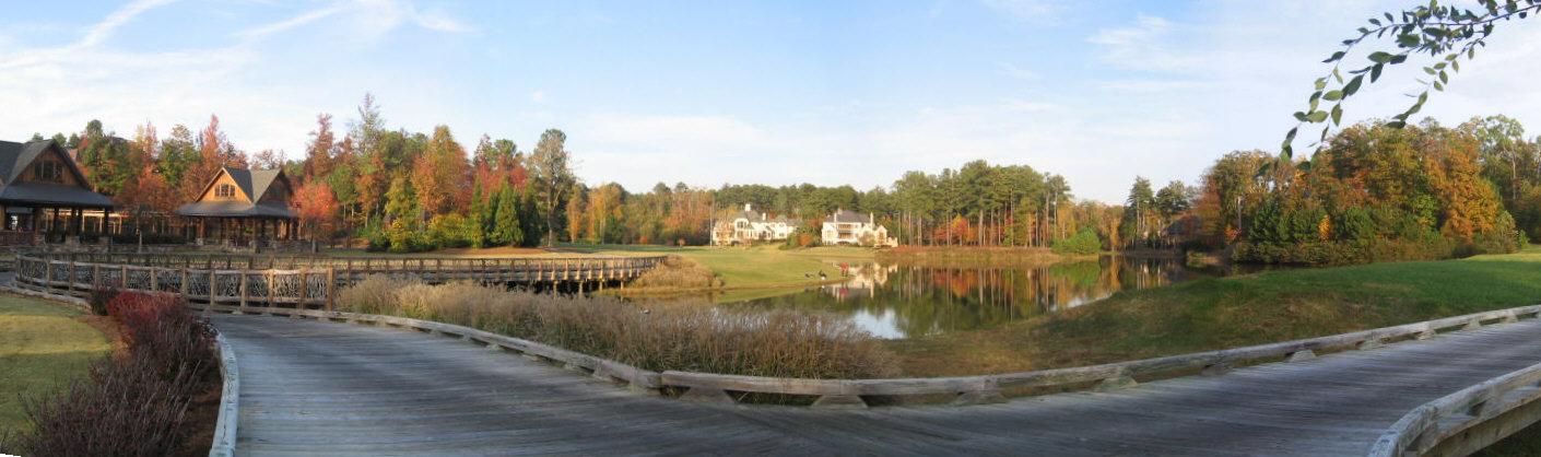 The River Club Lake, Suwanee GA