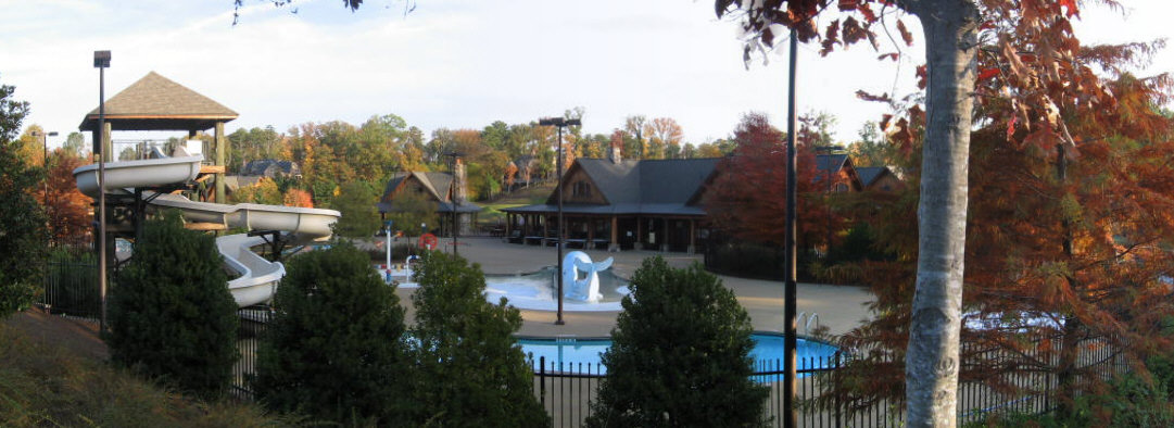 The River Club Pool, Suwanee GA