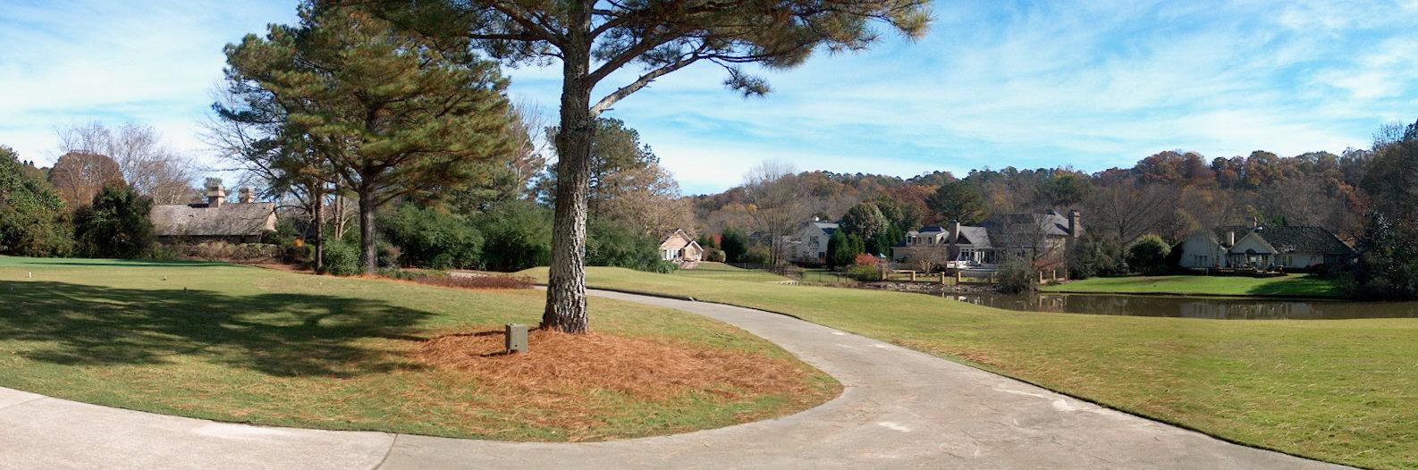 Fairway At Atlanta Country Club