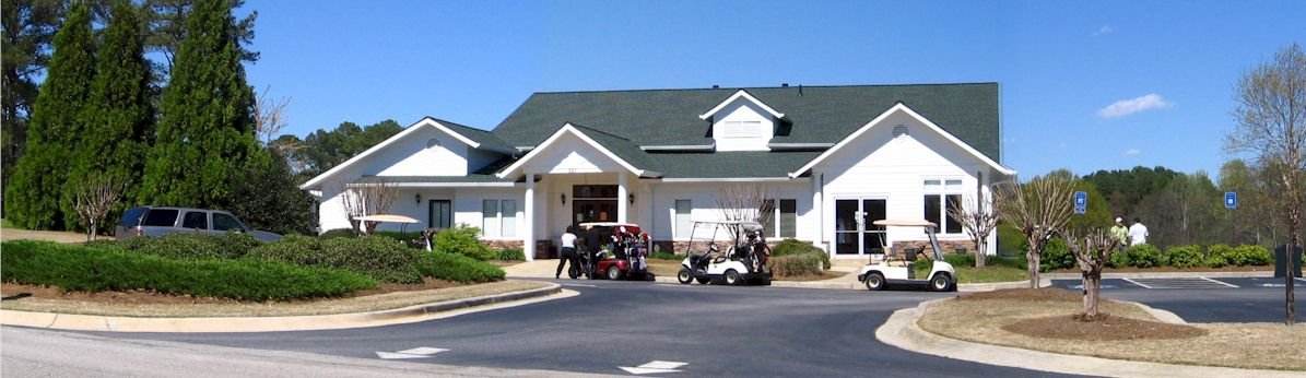 Creekside Golf Club House