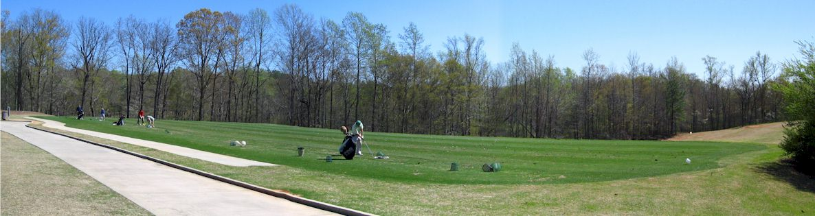 Creekside Golf Club Driving Range