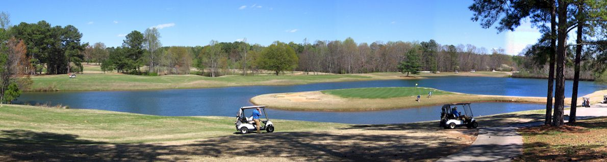 Creekside Golf Course - A Hidden Gem