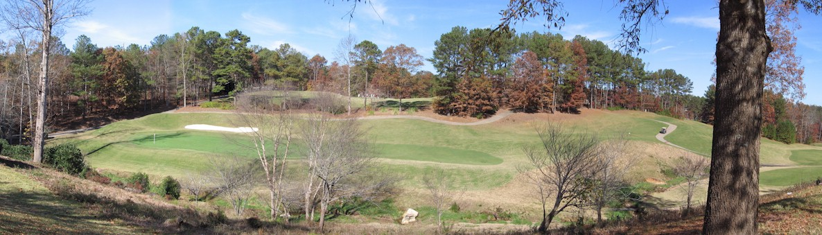 Fairways at Towne Lake Hills, Woodstock GA.