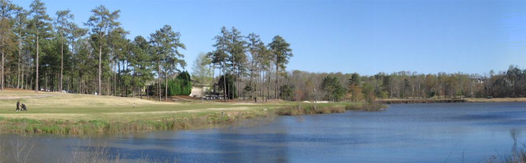 Fairways and Lake
