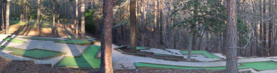 Fairfield Plantation Putting Green