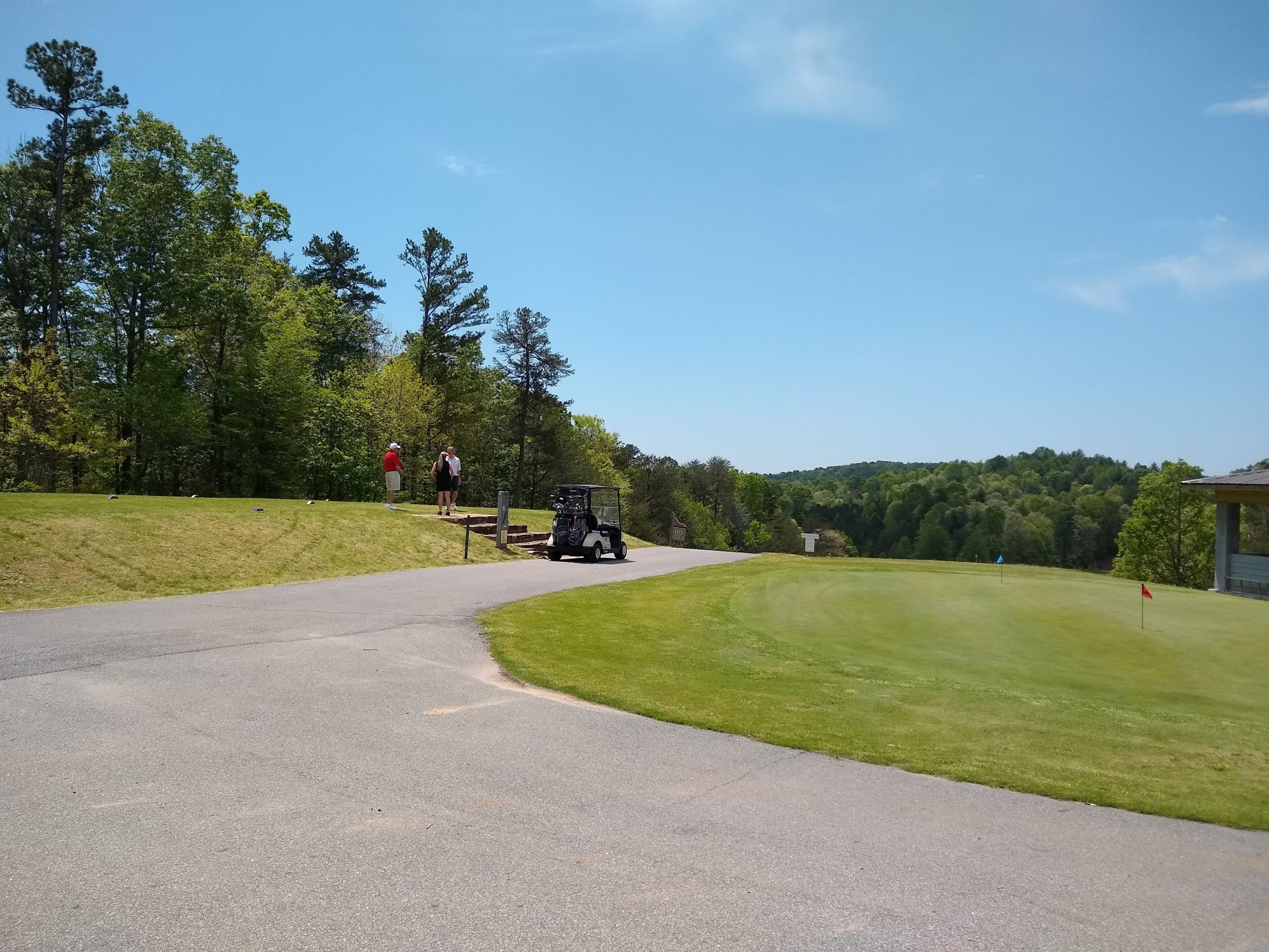 White Path Golf Club